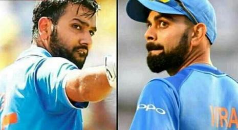 ऑस्ट्रेलिया के खिलाफ टी-20 सीरीज के दौरान कोहली और रोहित शर्मा तोड़ सकते हैं एक साथ कई रिकॉर्ड्स Ima