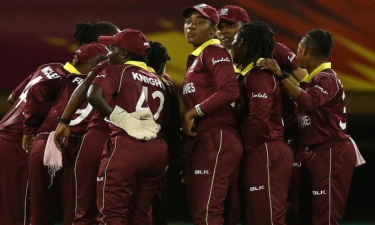 महिला टी-20 वर्ल्ड कप में वेस्टइंडीज की टीम का कमाल,  बांग्लादेश को 60 रनों से दी मात Images