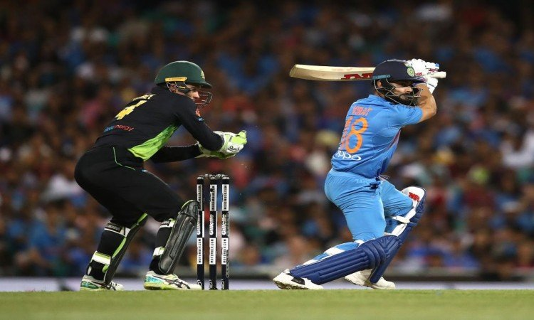 3rd T20I: India beat Australia by 6 wickets, level series 1-1 Images