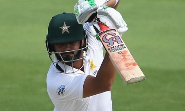 PAK vs NZ: अजहर अली ने रचा इतिहास, इस मामले में बने पाकिस्तान के नंबर 1 टेस्ट बल्लेबाज Images