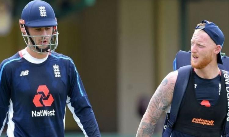 वेस्टइंडीज दौरे के लिए इंग्लैंड की टीम में शामिल हो सकते हैं बेन स्टोक्स और एलेक्स हेल्स Images