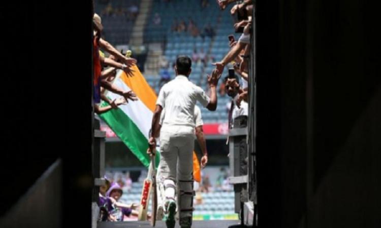 दूसरे दिन का खेल खत्म होते ही चेतेश्वर पुजारा  ने कर दिया ऐलान, कहा अब जीत भारत की ही होगी Images