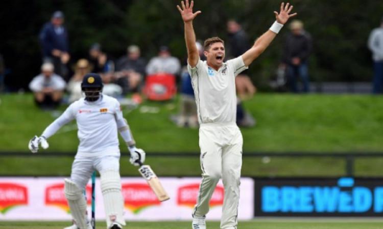 क्राइस्टचर्च टेस्ट में श्रीलंका और न्यूजीलैंड गेंदबाजों का कमाल, पहले दिन कुल 14 विकेट गिरे Images