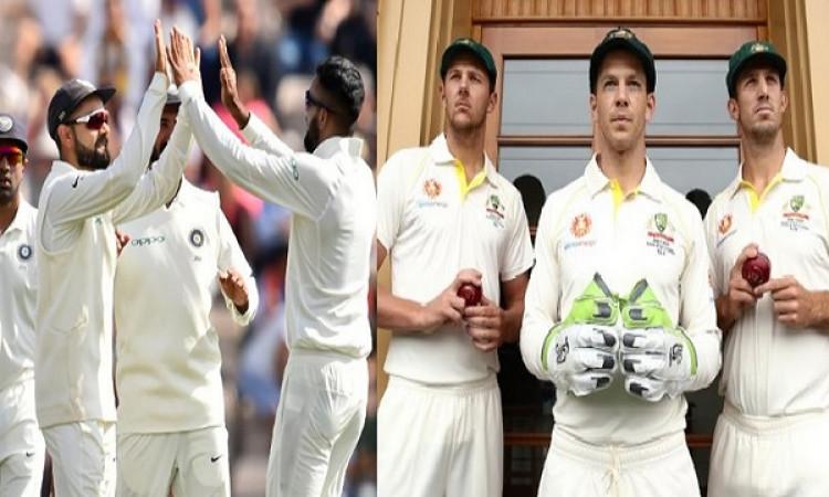 भारत- ऑस्ट्रेलिया (पहला टेस्ट): दोनों टीमों के बीच होगी कांटे की टक्कर, जानिए संभावित प्लेइंग XI Ima