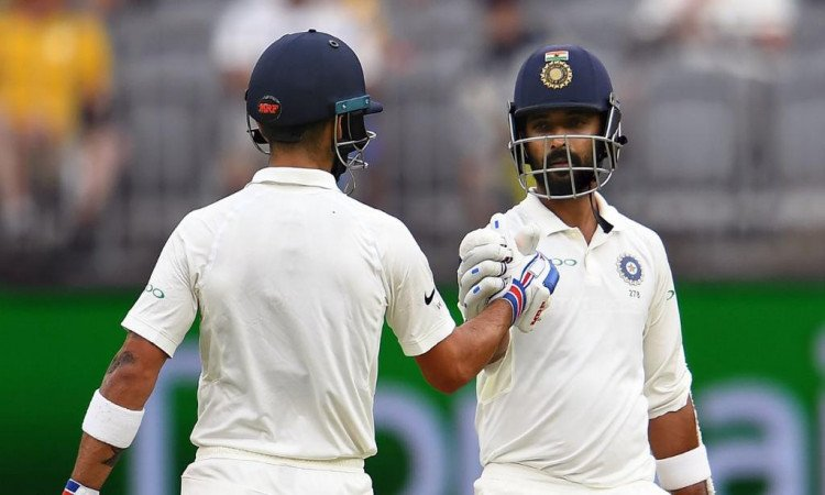 2nd Test: India 172/3 at stumps, trail by 154 runs vs Australia Images