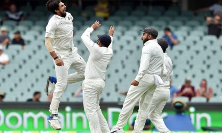 इशांत शर्मा ने बनाया ऑस्ट्रेलिया के खिलाफ टेस्ट में यह खास रिकॉर्ड, आखिर में कर ही दिया ऐसा कमाल Ima