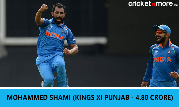 IPL 2019 Auction: Shami is a big buy for KXIP says Kumble Images