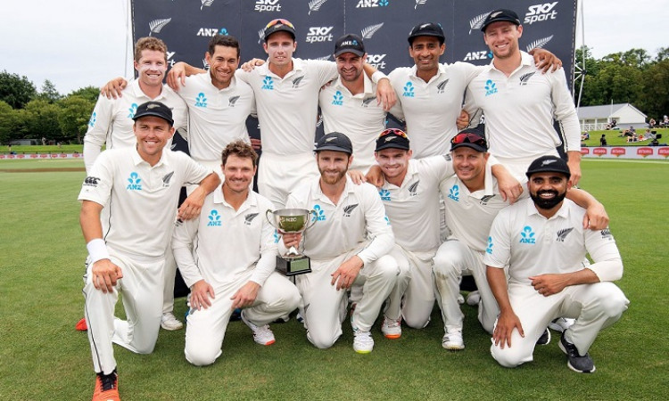 new zealand cricket team