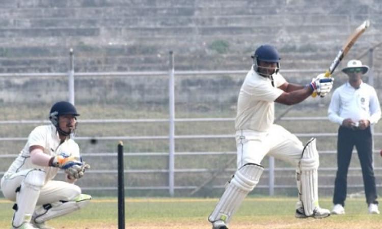 रणजी ट्रॉफी में अरुणाचल प्रदेश की टीम का कमाल, बिहार की धमाकेदार जीत Images