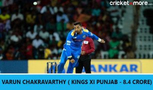 IPL 2019 Auction: Uncapped Varun Chakaravarthy, Unadkat go for Rs 8.4 cr each Images
