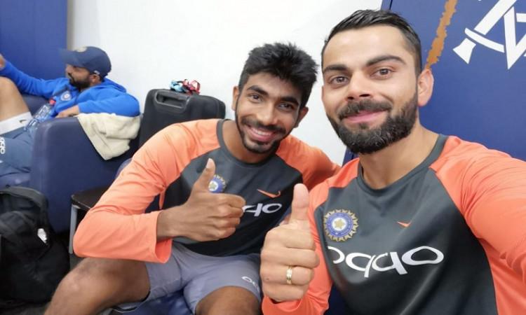 Virat Kohli+Jasprit Bumrah