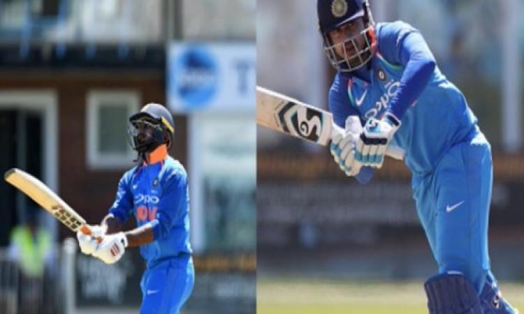 विजय शंकर और श्रेयस अय्यर की धमाकेदार पारी, इंडिया-ए ने न्यूजीलैंड-ए को अनाधिकारिक वनडे में दी मात I
