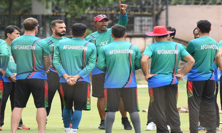 Ireland, Afghanistan to play ODIs, Test in Dehradun Images