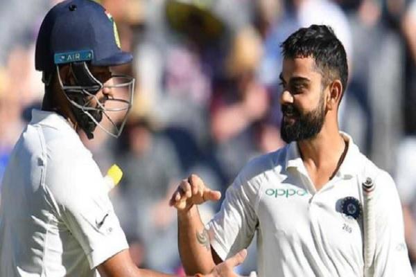 इस बड़े दिग्गज का ऐलान, टेस्ट में विराट कोहली के जितना ही अहम बल्लेबाज हैं पुजारा Images