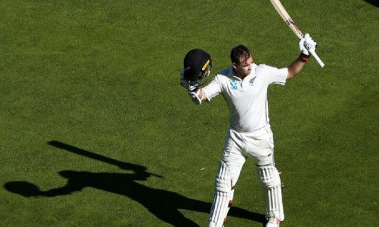 टॉम लाथम दोहरा शतक के कारण न्यूजीलैंड ने श्रीलंका के खिलाफ रचा इतिहास, श्रीलंकाई टीम पर हार का खतरा