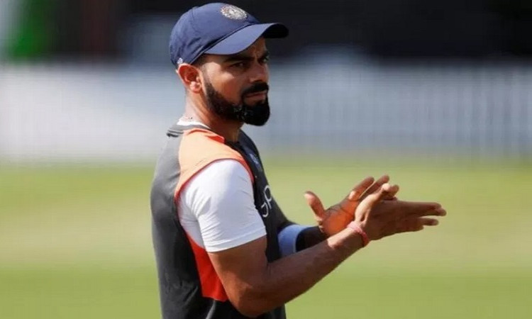 Virat Kohli makes light of hype surrounding him ahead of Oz tests Images