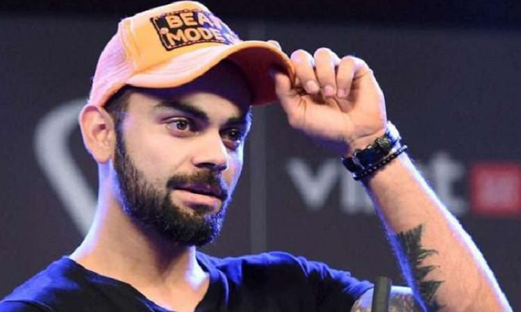 I am not here to change perceptions, says Kohli Images