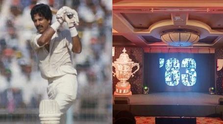 यह सुपरस्टार बनेगा क्रिकेटर क्रिस श्रीकांत, '83' पर बन रही फिल्म में निभाएगें किरदार Images