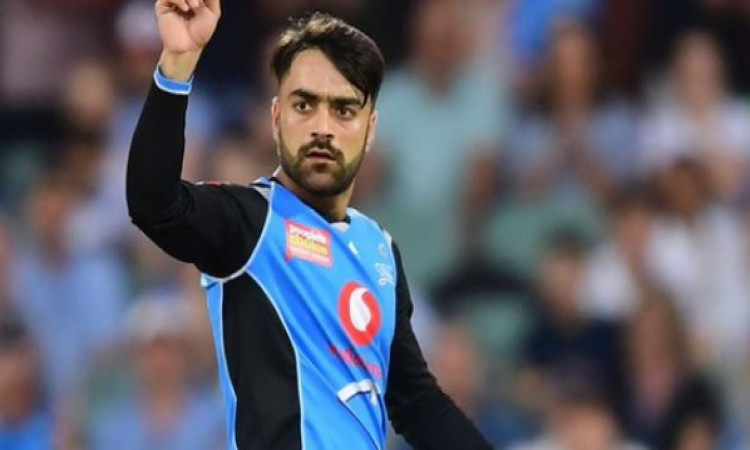लेग स्पिनर राशिद खान ने अफगानिस्तान में क्रिकेट दे रहा है वहां के लोगो में खुशी Images