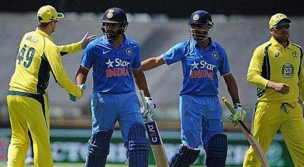 BREAKING भारत- ऑस्ट्रेलिया वनडे सीरीज से बाहर हुआ यह खिलाड़ी, फैन्स के लिए बड़ी खबर Images