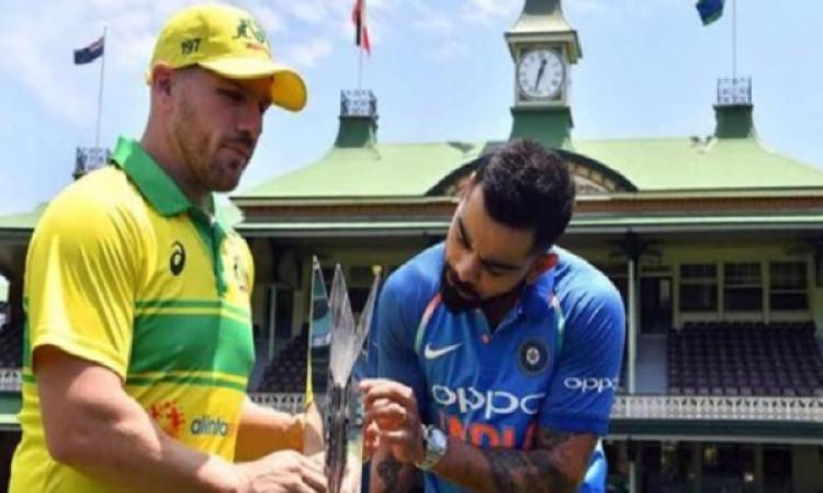 सिडनी वनडे के लिए टीम की घोषणा, इन खिलाड़ियों को मिला प्लेइंग XI में मौका Images