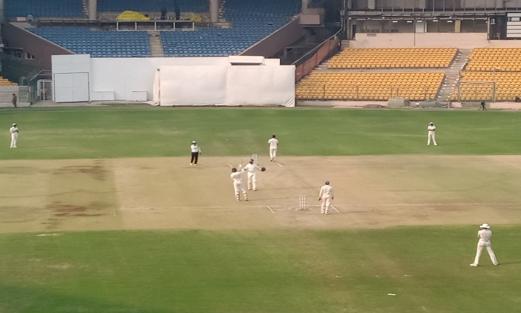 Ranji Trophy: Pujara's ton takes Saurashtra to the brink of victory Images