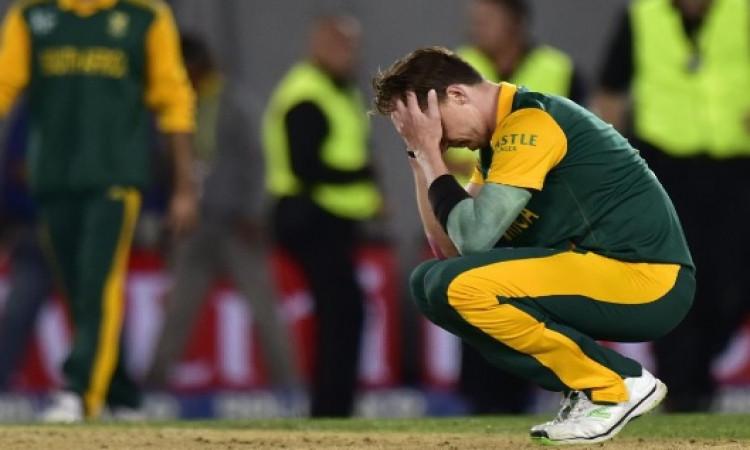 क्रिकेट साउथ अफ्रीका के साथ हुई ऐसी डरावनी घटना, आईसीसी भी सहमा Images