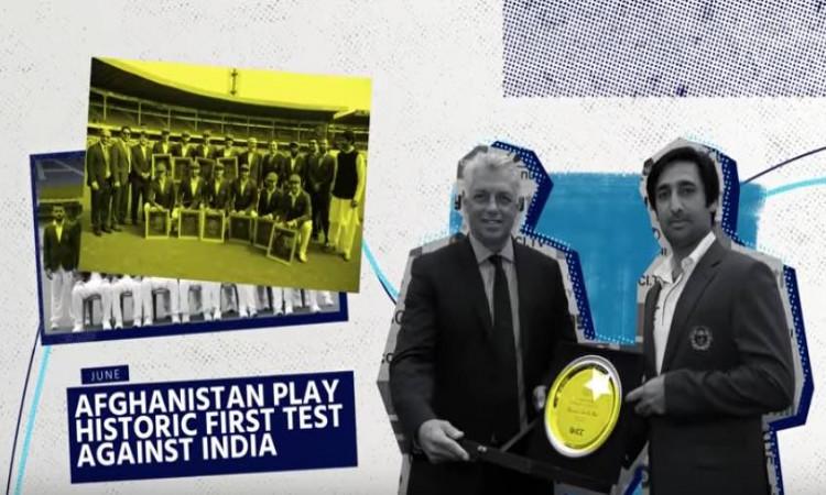 Cricket in 2018
