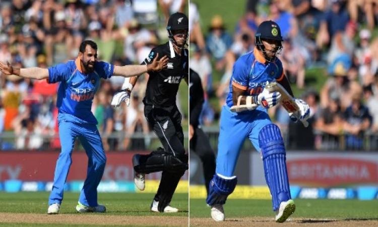 पहला वनडे जीतकर भारत ने न्यूजीलैंड के खिलाफ बनाया सबसे बड़ा रिकॉर्ड, सीरीज में 1-0 से आगे Images