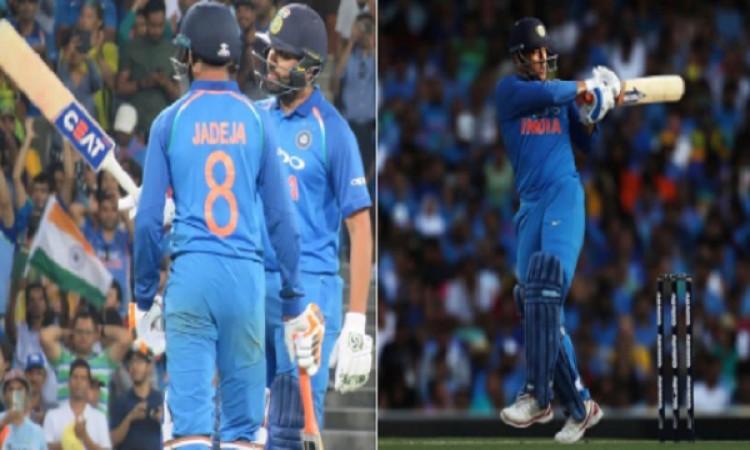 रोहित शर्मा ने दिया दिल जीतने वाला बयान, इस नंबर पर धोनी को करना चाहिए बल्लेबाजी Images