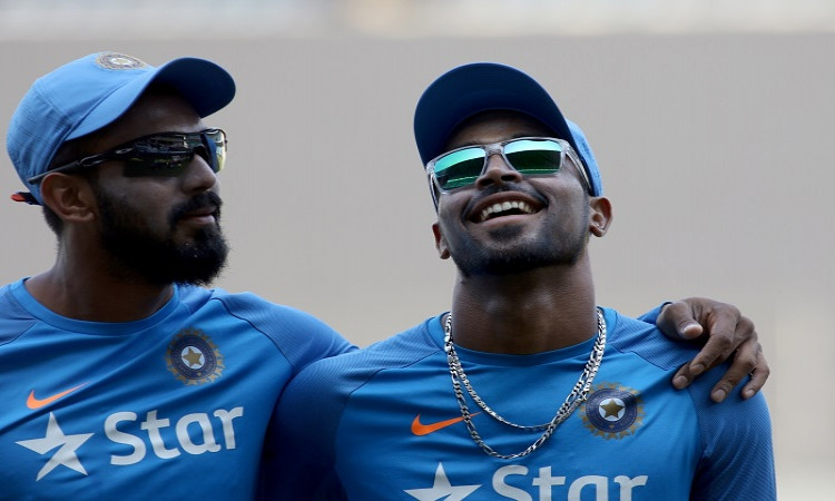 Hardik Pandya to join team in NZ, KL Rahul to be with India A Images
