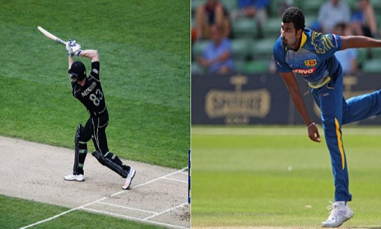 एक ओवर में 5 छक्के जमाकर न्यूजीलैंड के जेम्स नीशम ने श्रीलंकाई गेंदबाजों की करी धुनाई, देखिए वीडियो