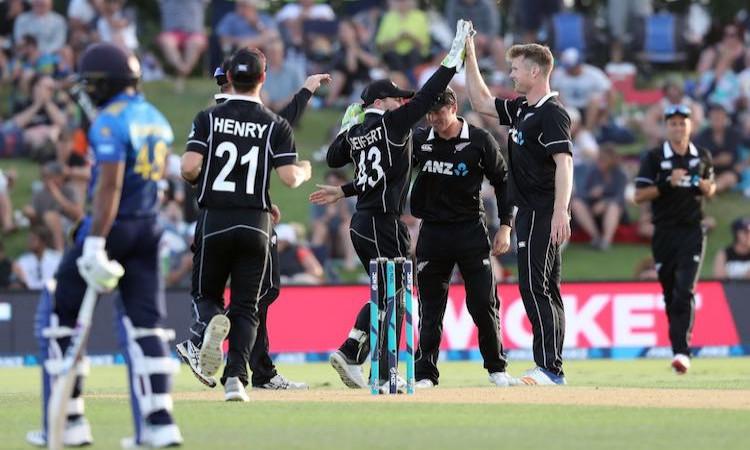 Sri Lanka tour of New Zealand 2018-19