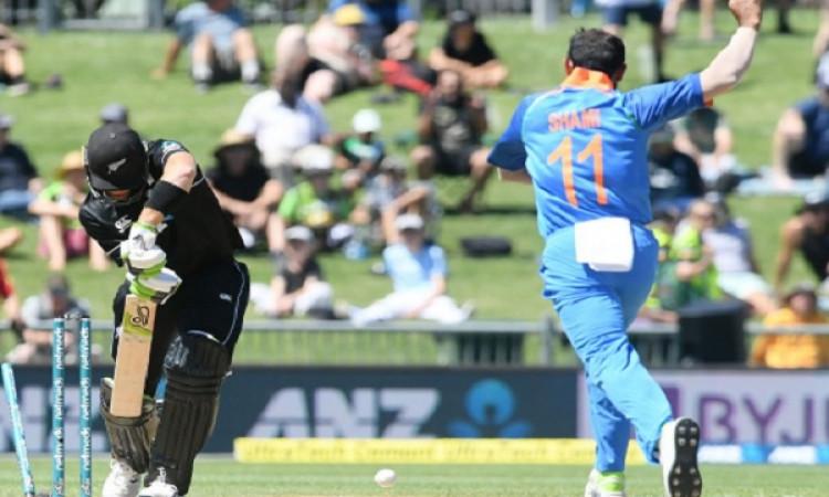 न्यूजीलैंड के खिलाफ 6 वनडे मैचों के बाद भारत को मिली पहली जीत, भारतीय टीम के नाम दर्ज हुआ रिकॉर्ड Im