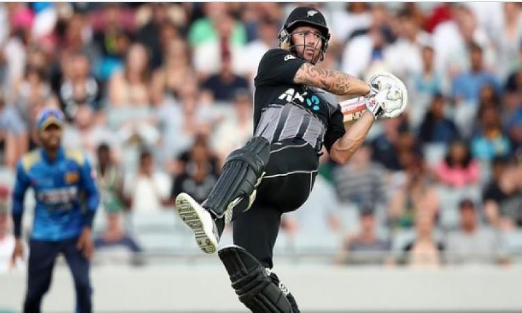 न्यूजीलैंड ने पहले टी-20 में श्रीलंका को 35 रनों से दी मात, इस खिलाड़ी ने खेली धमाकेदार पारी Images