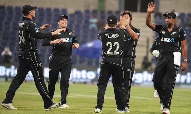 New Zealand ODI Team