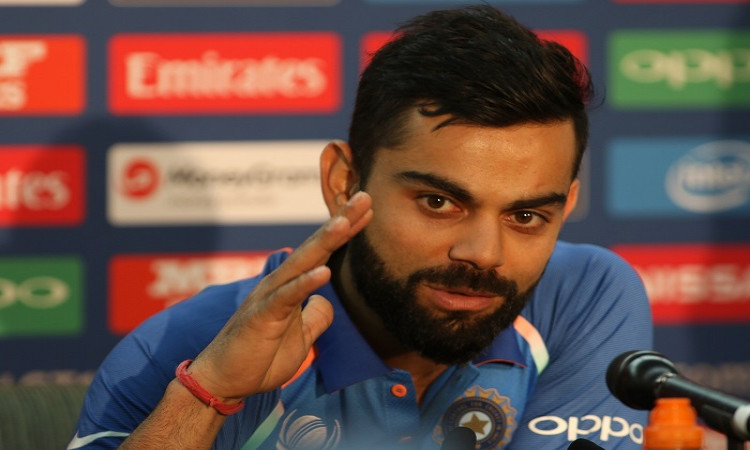 Can't be daunted by 300-plus scores in New Zealand says Virat Kohli Images