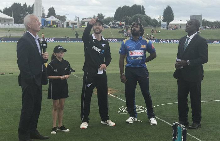 New Zealand vs Sri Lanka ODI
