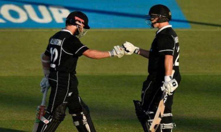 टी-20 सीरीज के लिए न्यूजीलैंड टीम ने चली नई चाल, इन दो नए खिलाड़ियों को किया शामिल Images