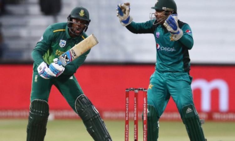 सरफराज अहमद के द्वारा खिलाड़ी पर रंगभेदी टिप्पणी करने पर पीसीबी ने कही ऐसी बात, करी आलोचना Images