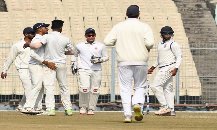 Ranji Trophy: UP, Puducherry register big wins Images