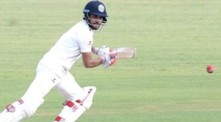 रणजी ट्रॉफी: श्रेयस गोपाल, श्रीनिवास शरथऔर कप्तान मनीष पांडे के अर्धशतकीय पारी से संभला कर्नाटक Imag