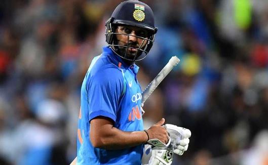 हेमिल्टन वनडे में हार से नाखुश हुए रोहित शर्मा, बताई हार की सबसे बड़ी वजह Images