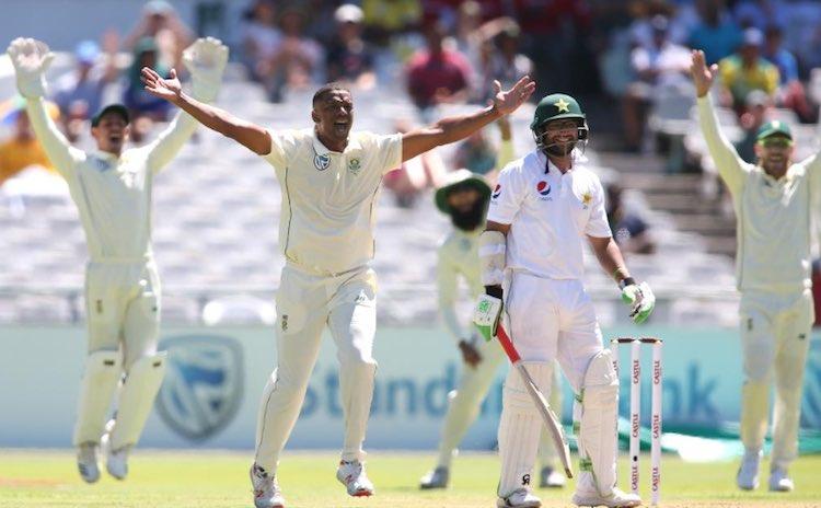 SA vs Pakistan
