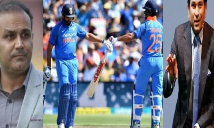 दूसरे वनडे में कमाल का परफॉर्मेंस कर मैच जीतने पर क्रिकेट दिग्गजों ने टीम इंडिया को इस तरह से दी बधा
