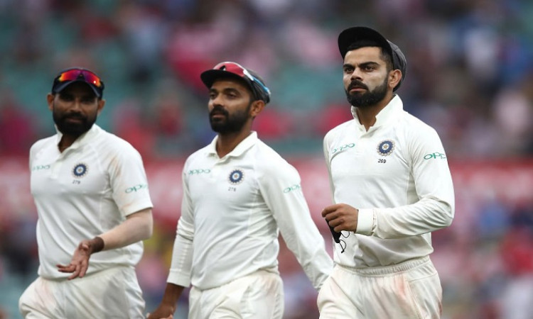 Sydney Test: Indian bowlers dominate 3rd day, Australia 236/6    Images