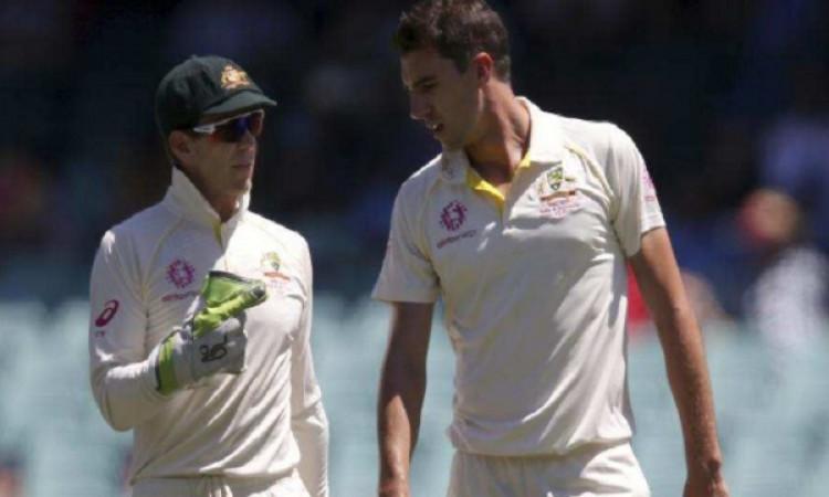 ऑस्ट्रेलिया की गेंदबाजी परफॉर्मेंस को लेकर कप्तान टिन पेन का आया ऐसा चौंकाने वाला बयान Images