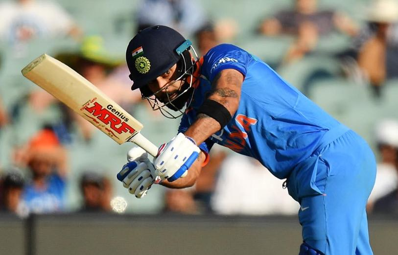 Virat Kohli In Adelaide ODI Images in Hindi