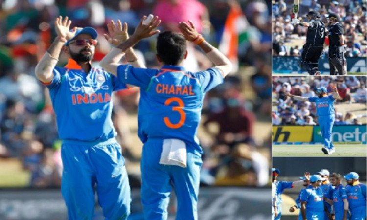 तीसरे वनडे में भी ऑलआउट हुए कीवी टीम, ऐसा कर बनाया वनडे में निराशाजनक रिकॉर्ड Images