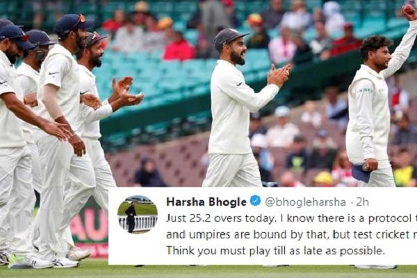 एक्सपर्ट की राय: क्या भारतीय टीम अब सिडनी टेस्ट मैच जीत पाएगी? जानिए ! Images